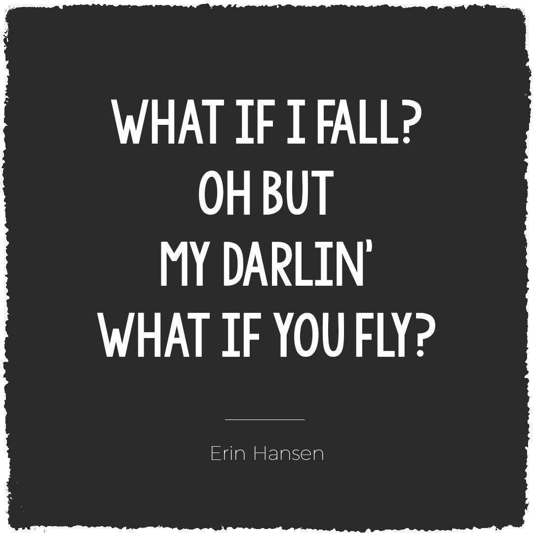 What if I fall? | Bijzonderdag