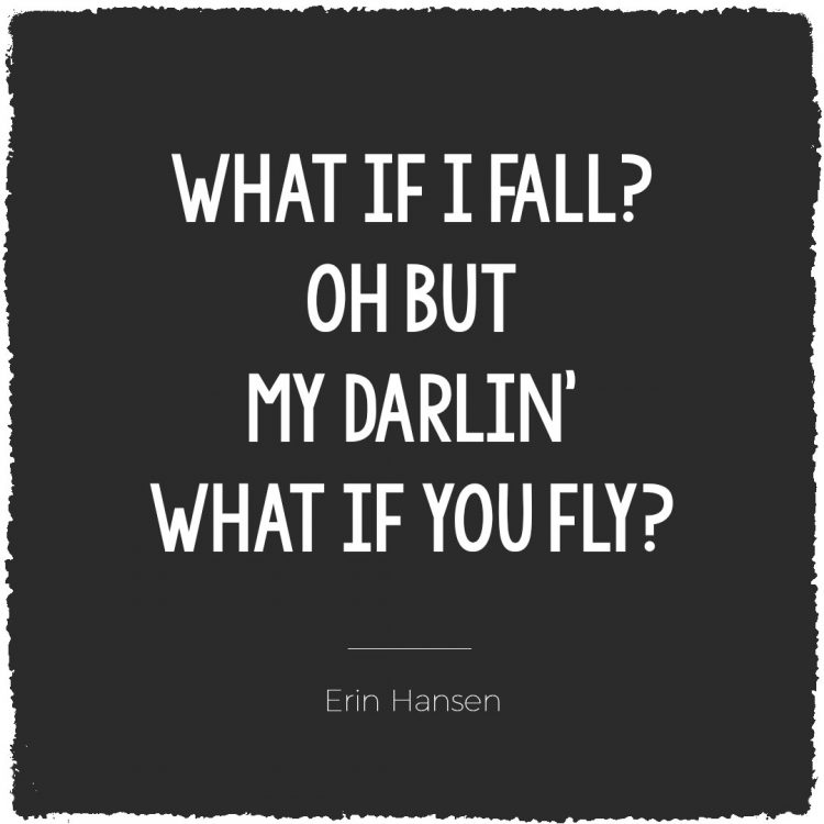 What if I fall? | Bijzonderdag