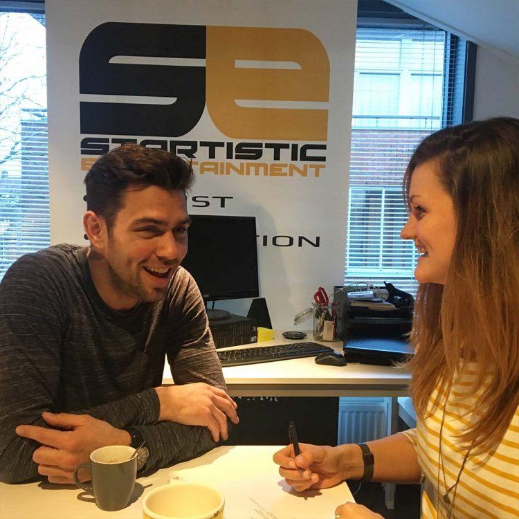Thijs Mansier - Startistic Entertainment - Bijzonderdag