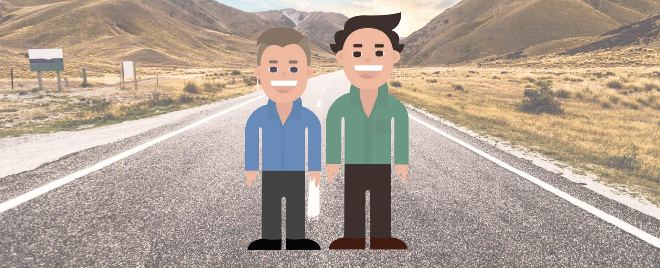 Toekomstmakers - cartoon | Bijzonderdag